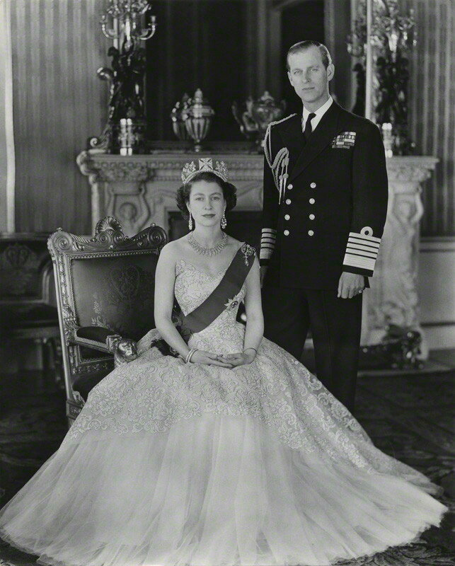 Queen Elizabeth II; Prince Philip, Duke of Edinburgh
