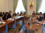 31 мая в преддверии Всемирного дня защиты окружающей среды и в рамках Итальянской недели в главном здании ПСТГУ - Епархиальном доме в Москве прошел Международный Круглый стол Экологическое воспитание: открытые вызовы