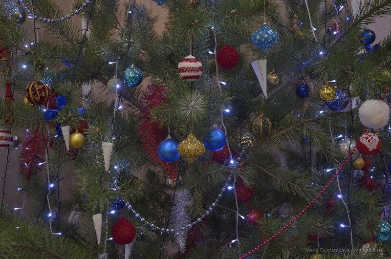 Новогодний Саратов, ТЮЗ, 21 декабря 2016 года