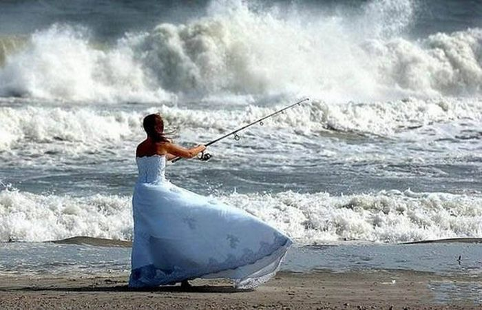 Про суровую рыбалку