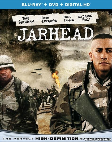 Морпехи / Jarhead (2005/BDRip/HDRip)