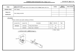 service - Инструкции (Service Manual, UM, PC) фирмы Ricoh - Страница 5 0_13555f_f092673d_orig