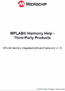 MPLAB Harmony — экосистемы разработки ПО v1.10 - Страница 2 0_13b133_3ad33388_orig