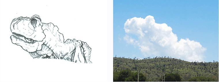 Shaping Clouds - Quand un illustrateur s'amuse avec les nuages