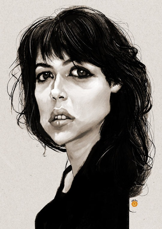 Inspiring Portrait Illustrations by oRen