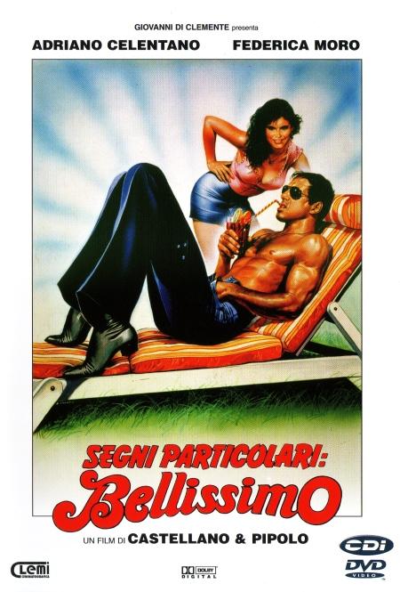 Особые приметы: красавчик / Segni particolari: Bellissimo (1983) DVDRip