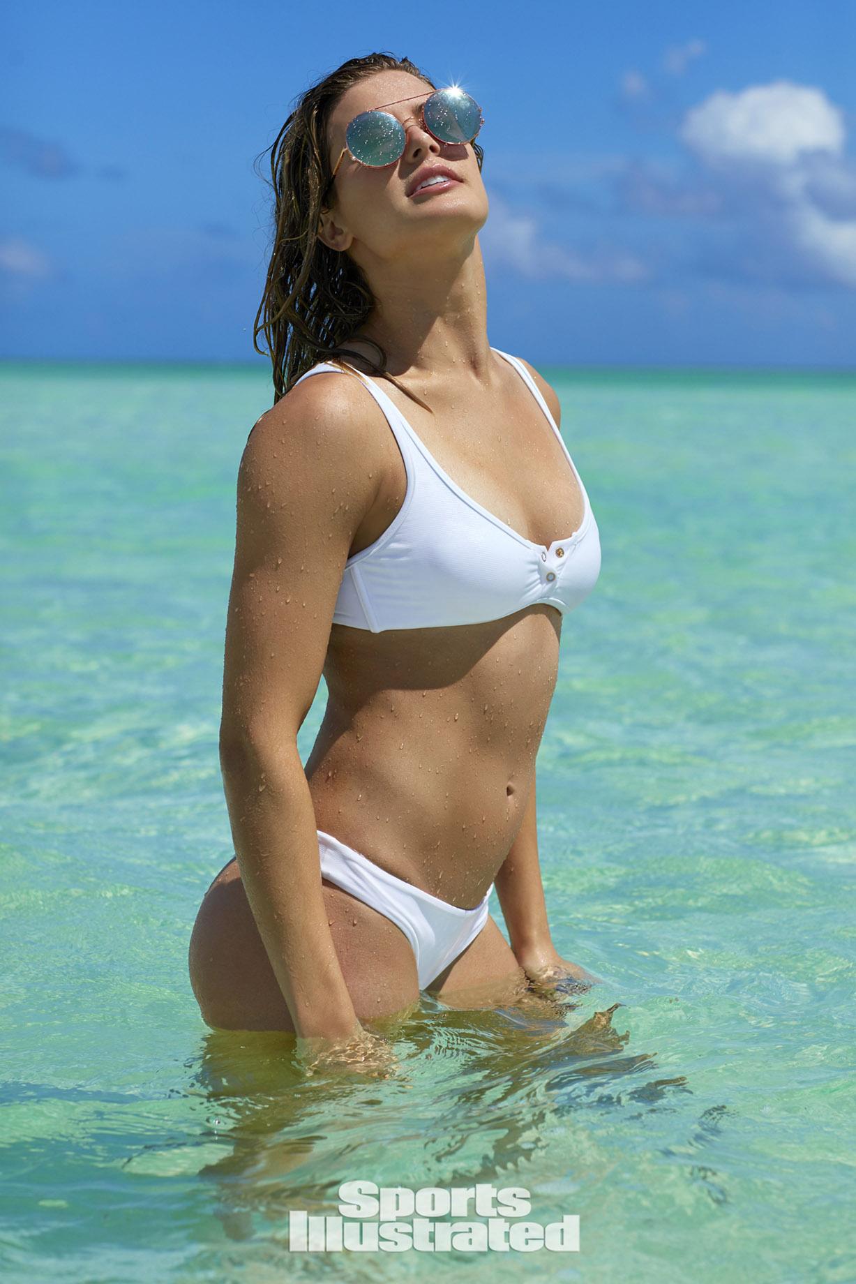 Genie Bouchard / Жени Бушар в купальниках из новой коллекции Sports Illustrated Swimsuit 2017 issue / in Turks & Caicos by Emmanuelle Hauguel