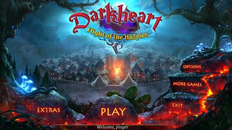 Darkheart: Flight of the Harpies