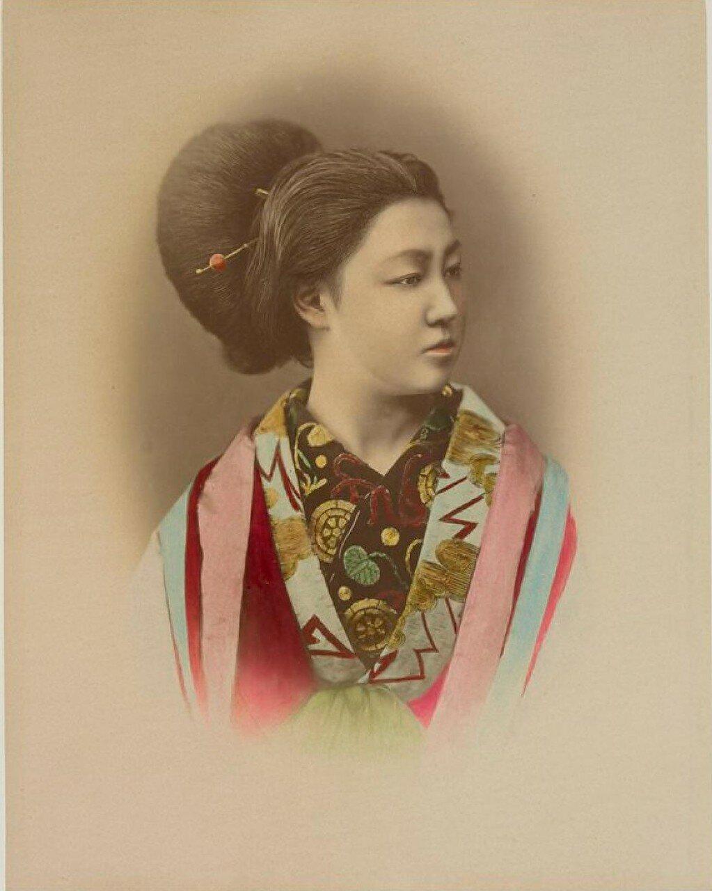 Молодая женщина