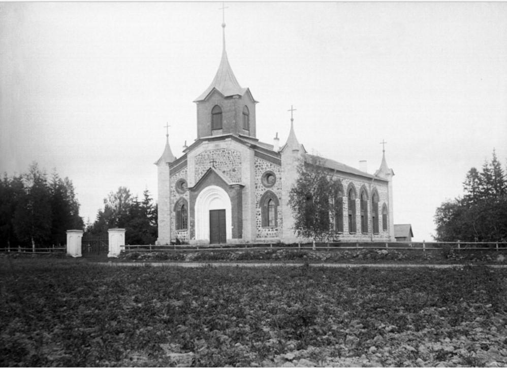 Губаницы. Церковь