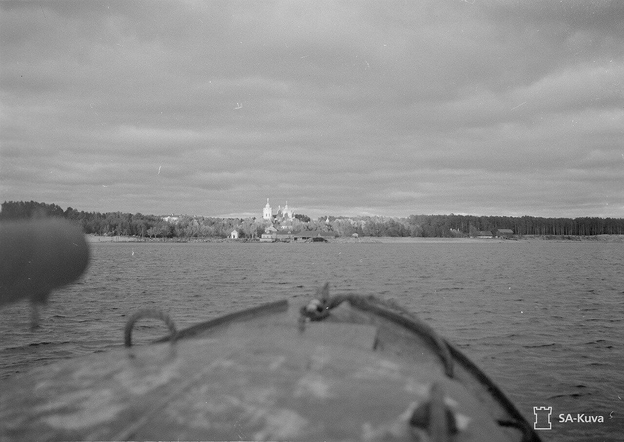 1941. Остров Коневец