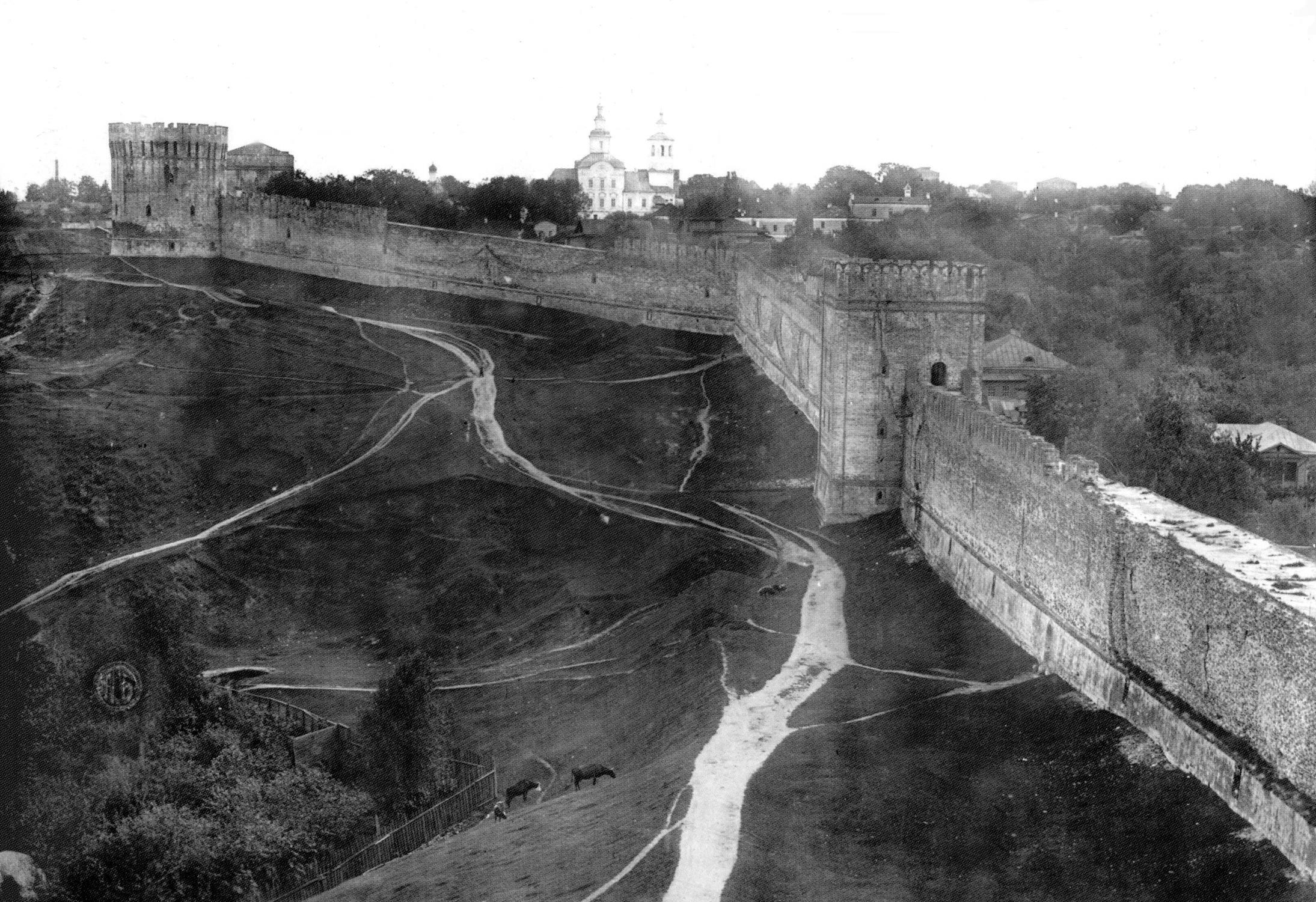 Башни Орёл и Позднякова. 1918