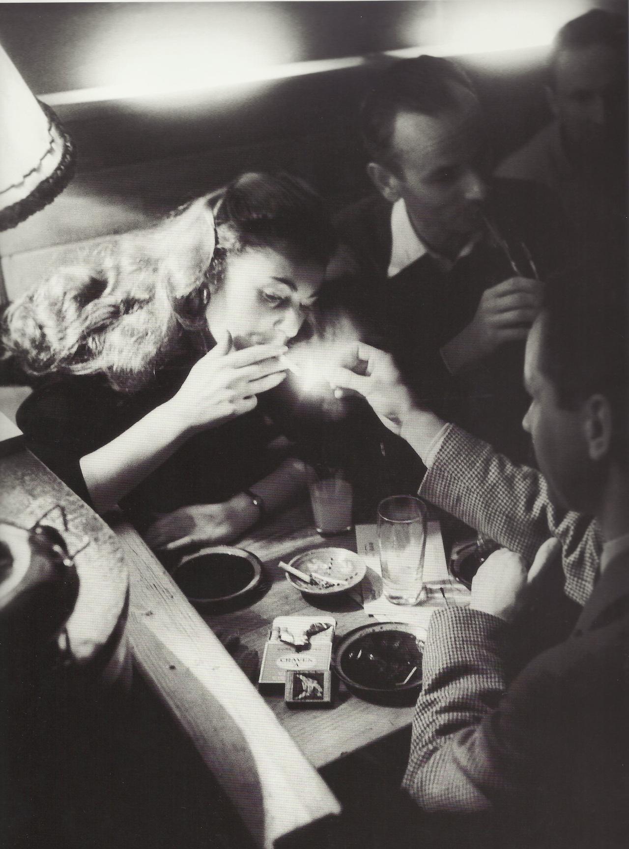 1952. Ночной клуб