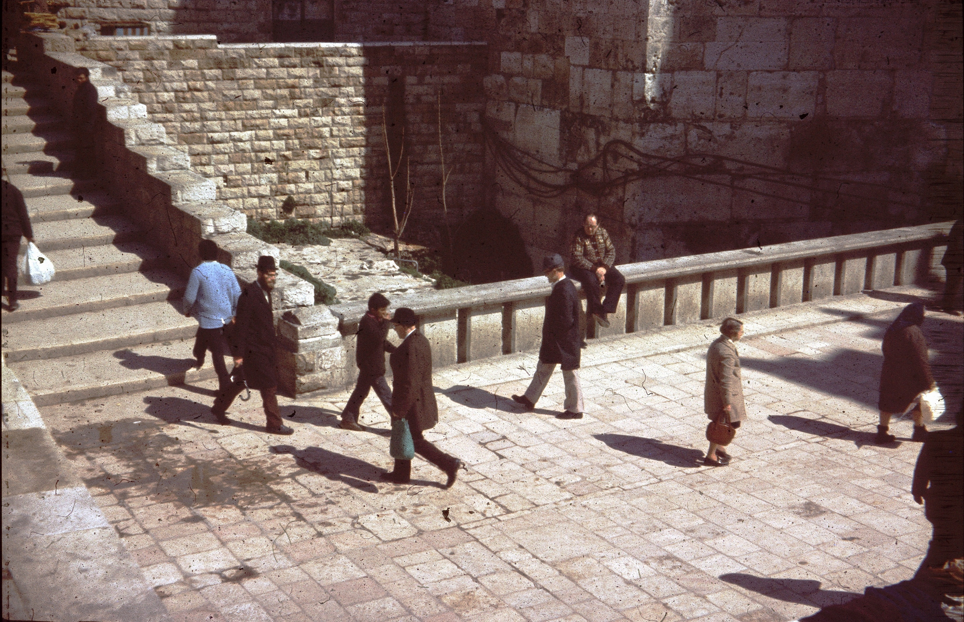 Иерусалим. Дамасские ворота