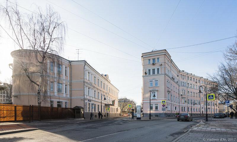 Гранатный переулок