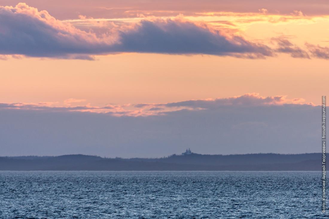 фотография белое море теплоход русь великая круиз в архангельск