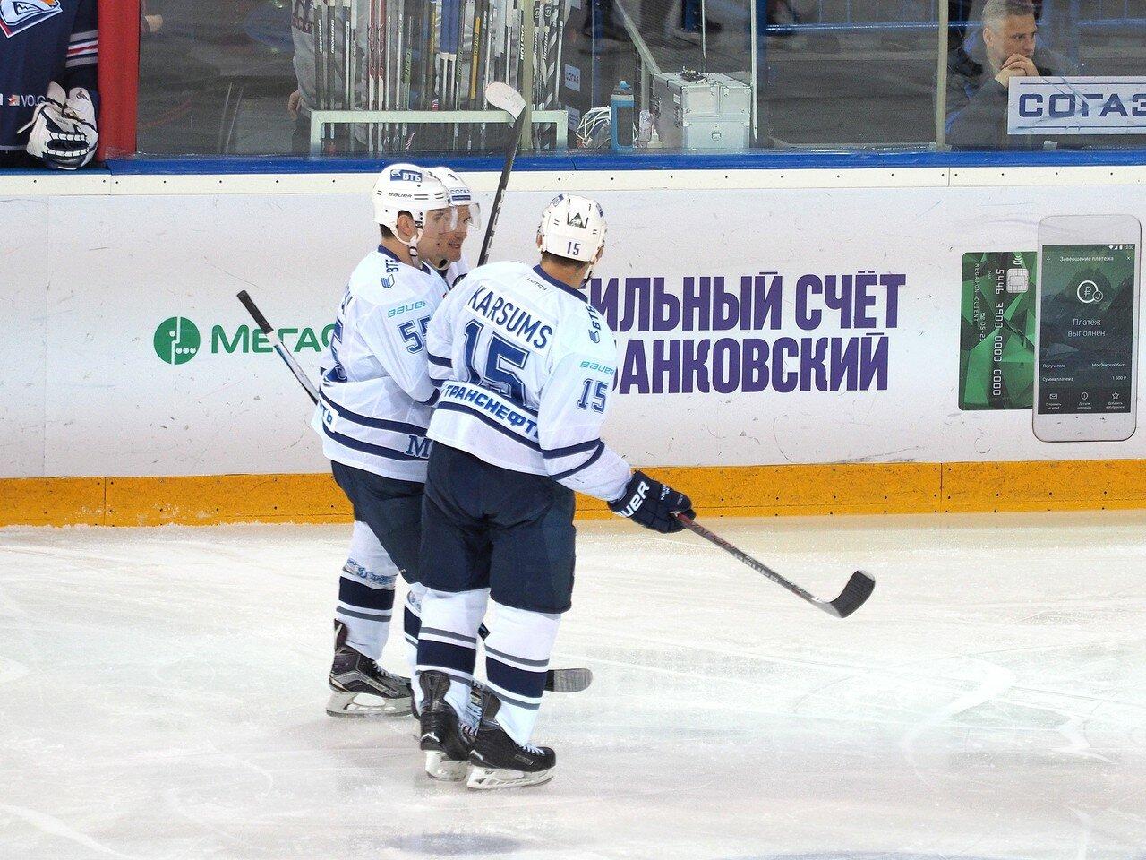 76Металлург - Динамо Москва 21.11.2016