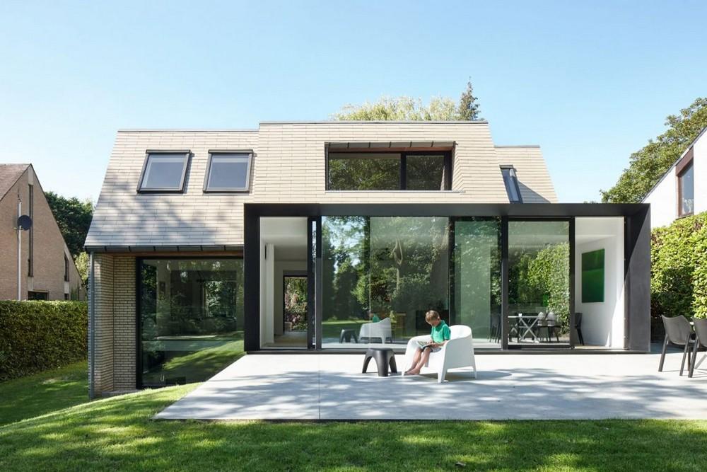 Загородная резиденция в Бельгии