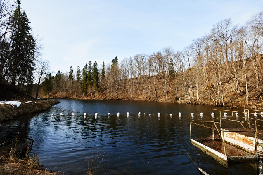 alexbelykh.ru, усадьба Лопухинка, имение Лопухинка, радоновые озера, озеро Лопухинка