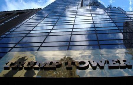 недвижимость США в башне Trump