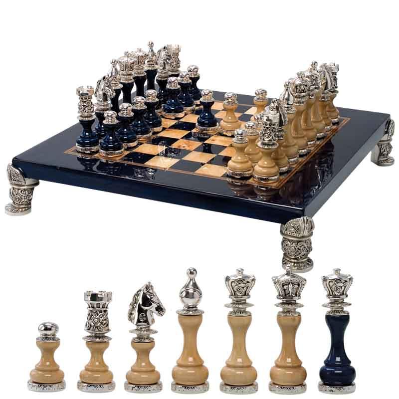Международный день шахмат. 20 июля. Необычные шахматы