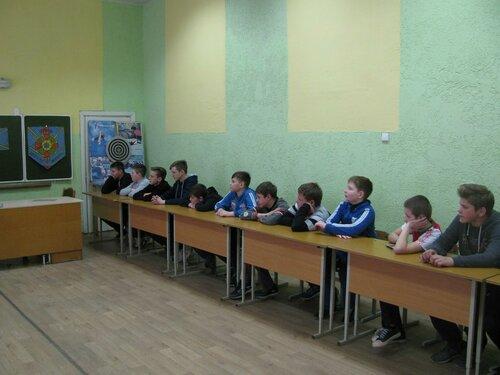 Шестой школьный денб (25 марта 2017)