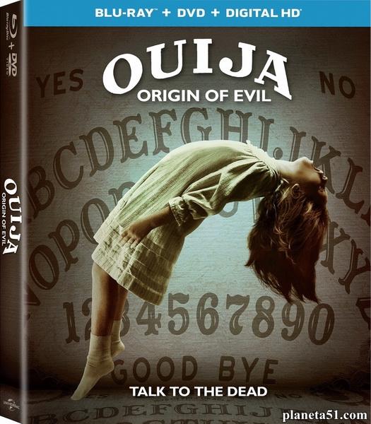 Уиджи. Проклятие доски дьявола / Ouija: Origin of Evil (2016/BDRip/HDRip)