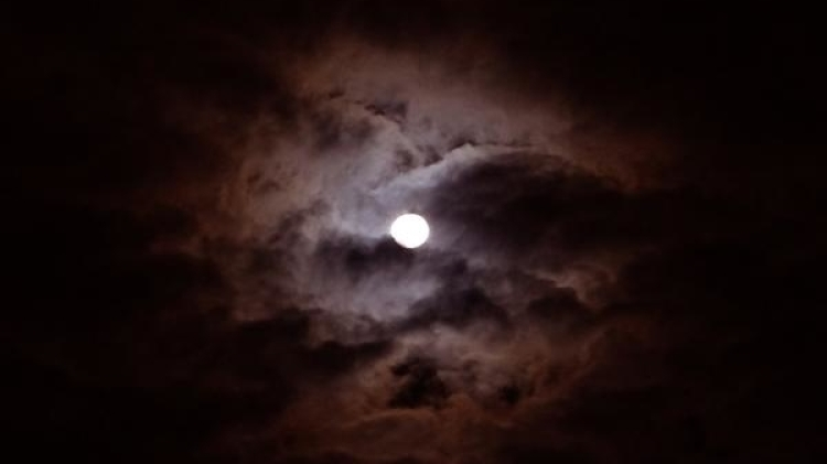 Ученые назвали четкое  время рождения Луны