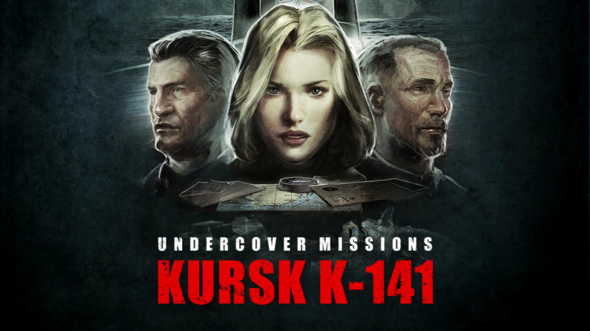 Секретные миссии: Операция Курск К-141   Undercover Missions: Operation Kursk K-141 (Rus)