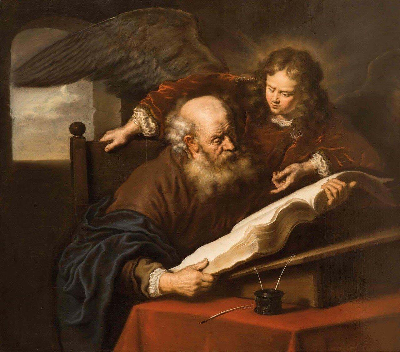 Святой Матфей (Saint Matthew)_167 x 149_х.,м._Частное собрание.jpg