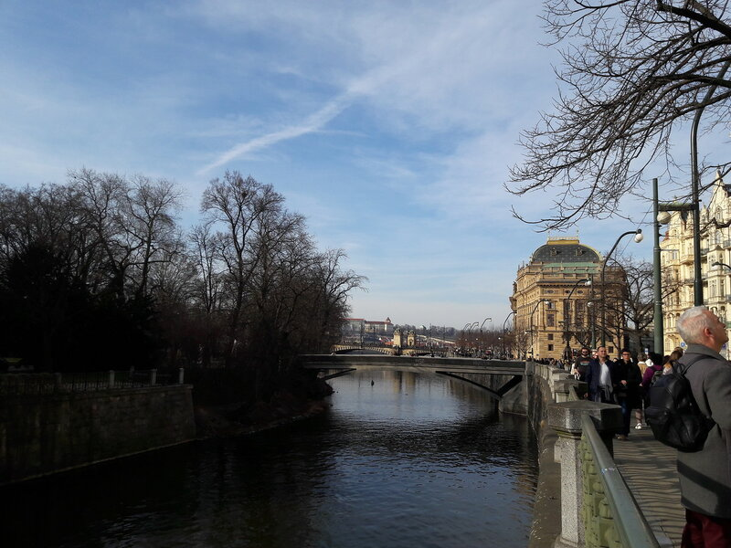 Путешествия: Поездка в Прагу