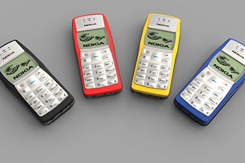 2003 год: Nokia 1100 — очень простой в производстве и использовании мобильный телефон, который остае