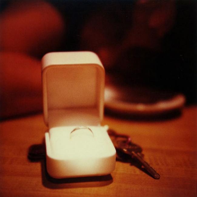 7октября 1997г.: Они сыграли свадьбу