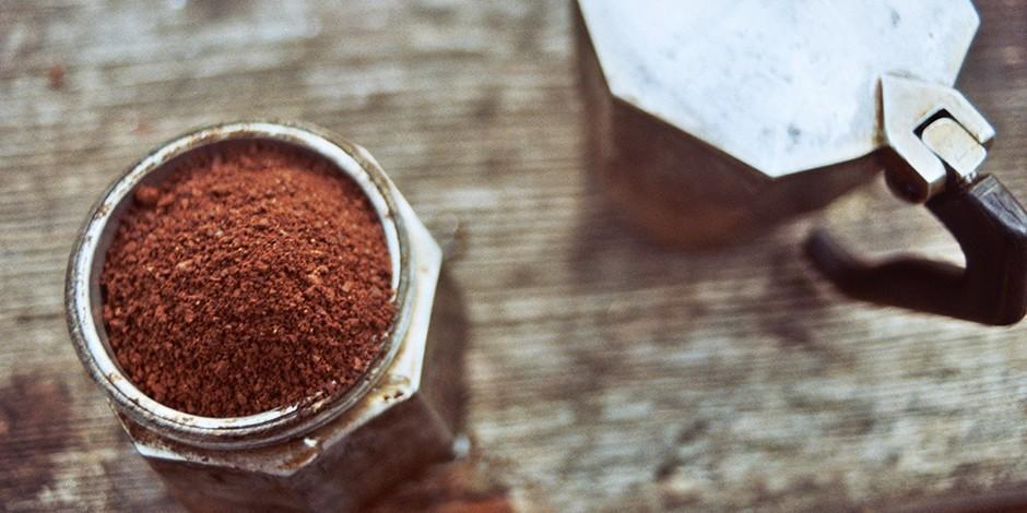 2. Дезодорант для рук и холодильника Насыщенный аромат кофе может устранять неприятные запахи. К при