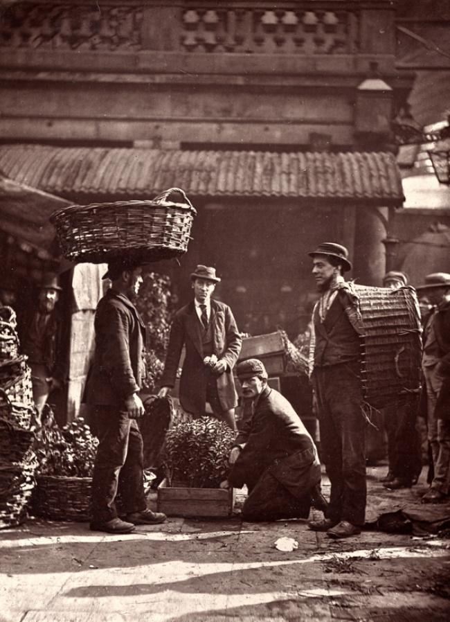 © lse.ac.uk  Bandit's Roost— самая опасная улица Нью-Йорка. США, 1888 год