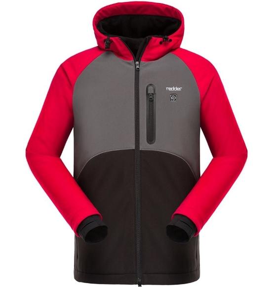 Куртка с подогревом: тепло, которое всегда с тобой. Нет ничего хуже, чем заболеть в поездке. В 6 из