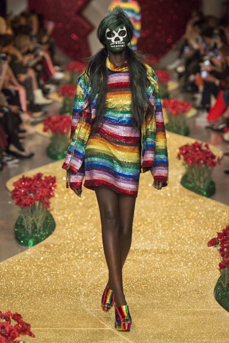 Неделя моды в Лондоне: Ashish (37 фото)