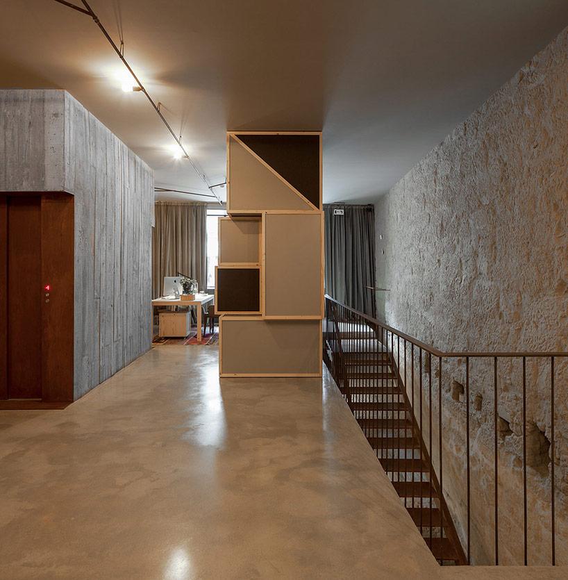 Элитное жилье из старого склада в Португалии