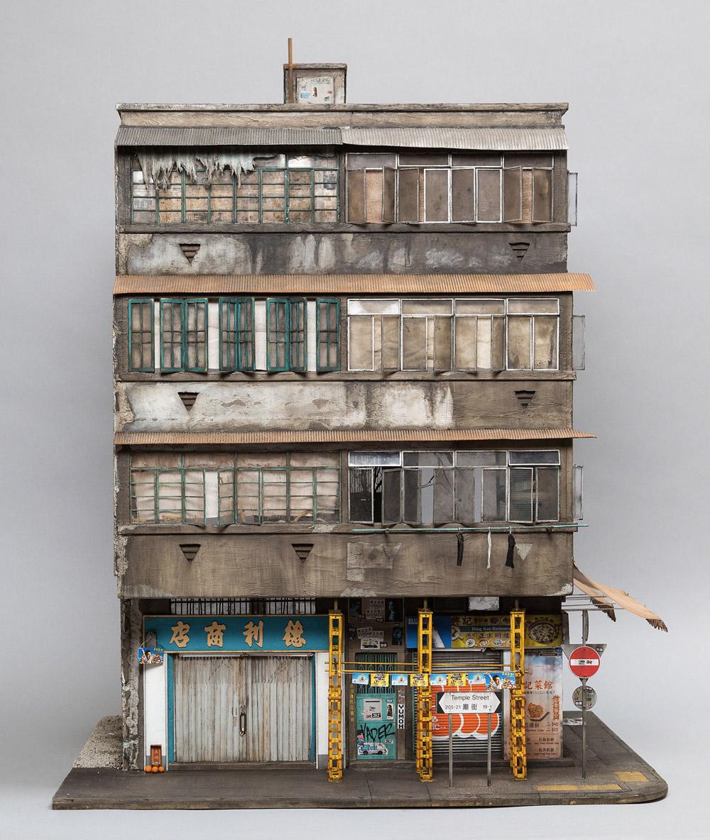 Урбан-здания городов мира в миниатюре (11 фото)
