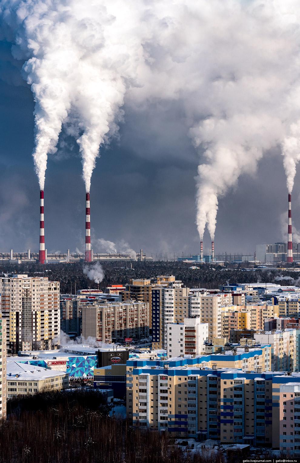 41. Сургутские теплоэлектростанции работают на попутном нефтяном и природном газе. ГРЭС–2 являе