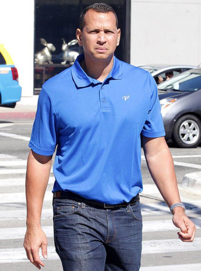 Бейсболист Алекс Родригес — известный голливудский ловелас. На счету спортсмена — сканда