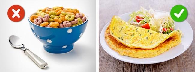 5продуктов, которые нельзя давать назавтрак детям (5 фото)