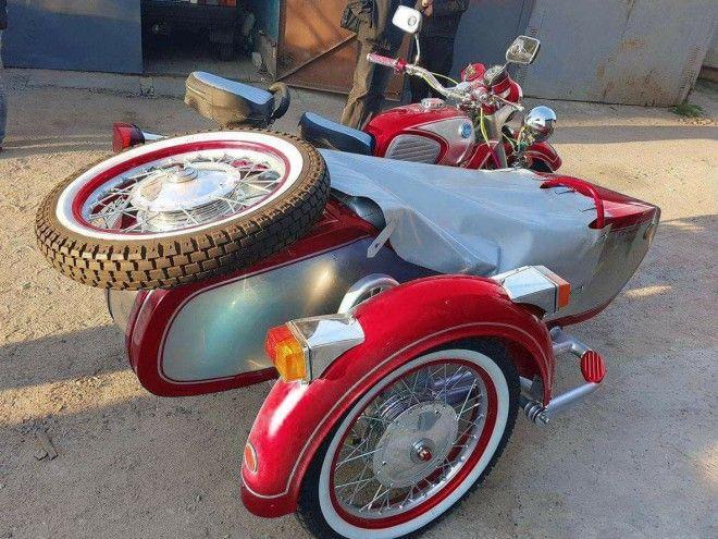 Выпустили финальную серию мотоциклов Днепр