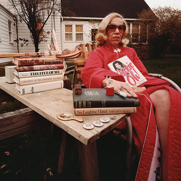 Мама, 1979. Дороти Фридман не из тех, кто спокойно сидит, дожидаясь, когда сработает затвор фотоаппа