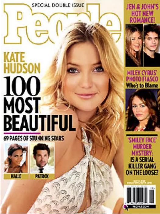 Кейт Хадсон, 2008 год. Лучше быть блондинкой.