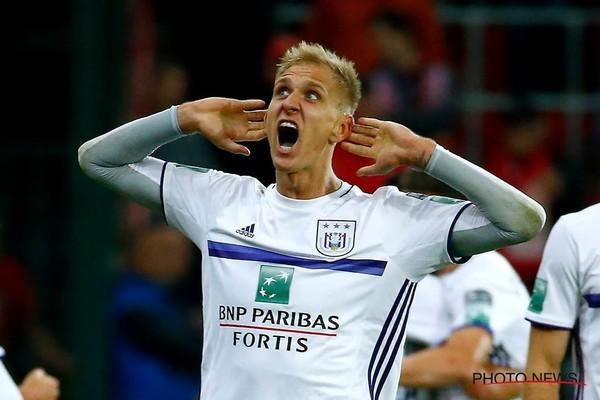 Теодорчик вновь забил заАндерлехт ипобил рекорд 21 века