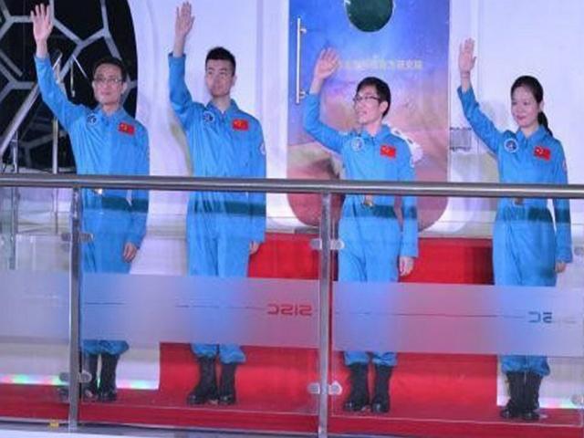 ВКитайской народной республике закончился 180-дневный эксперимент поимитации полета вкосмос