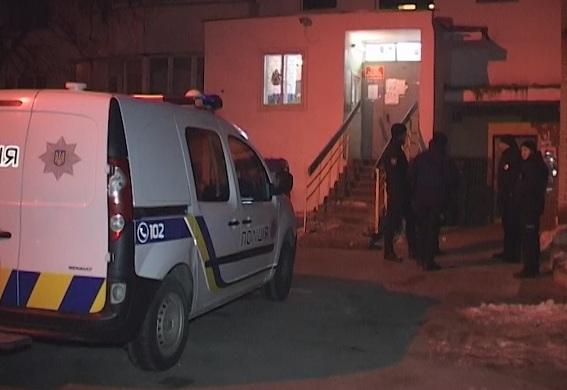 Полицейские украинской столицы задержали подозреваемого вубийстве женщины