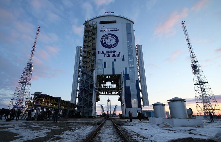 Новый запуск  ракеты готовят накосмодроме Восточный
