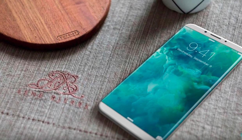 Алхасан Хусни создал прототип Apple iPhone 8